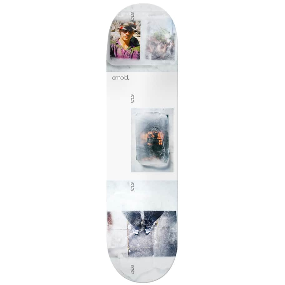 """Isle Deck Arnold Freeze Series 8.25"""" 