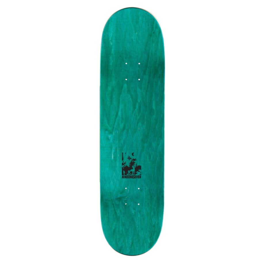 """Call Me 917 Mitchell Wilson Guest Skateboard Deck - 8.6"""" 