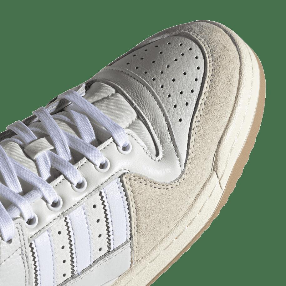 adidas Skateboarding Forum 84 Low ADV Shoes - Chalk White / Ftwr White / Cloud White | Shoes by adidas Skateboarding 8