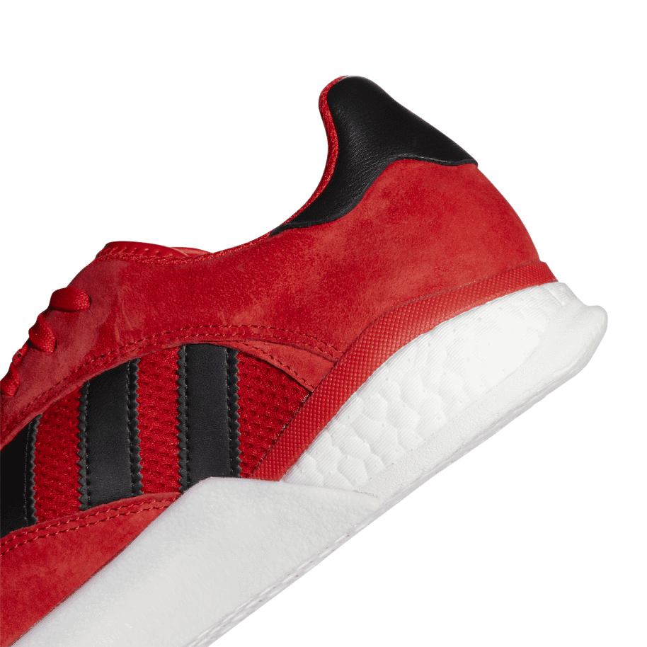 adidas Skateboarding 3ST.004 Shoes - Vivid Red / Core Black / Cloud White | Shoes by adidas Skateboarding 8