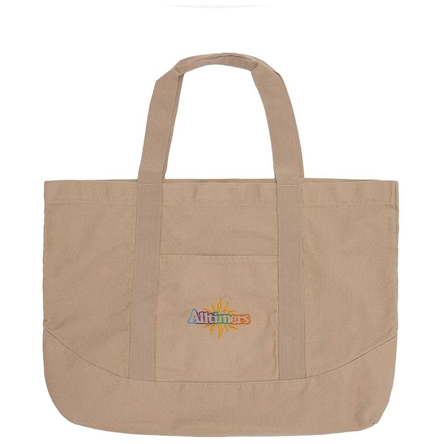 Alltimers Vacay Tote Bag - Brown | Tote Bag by Alltimers 1