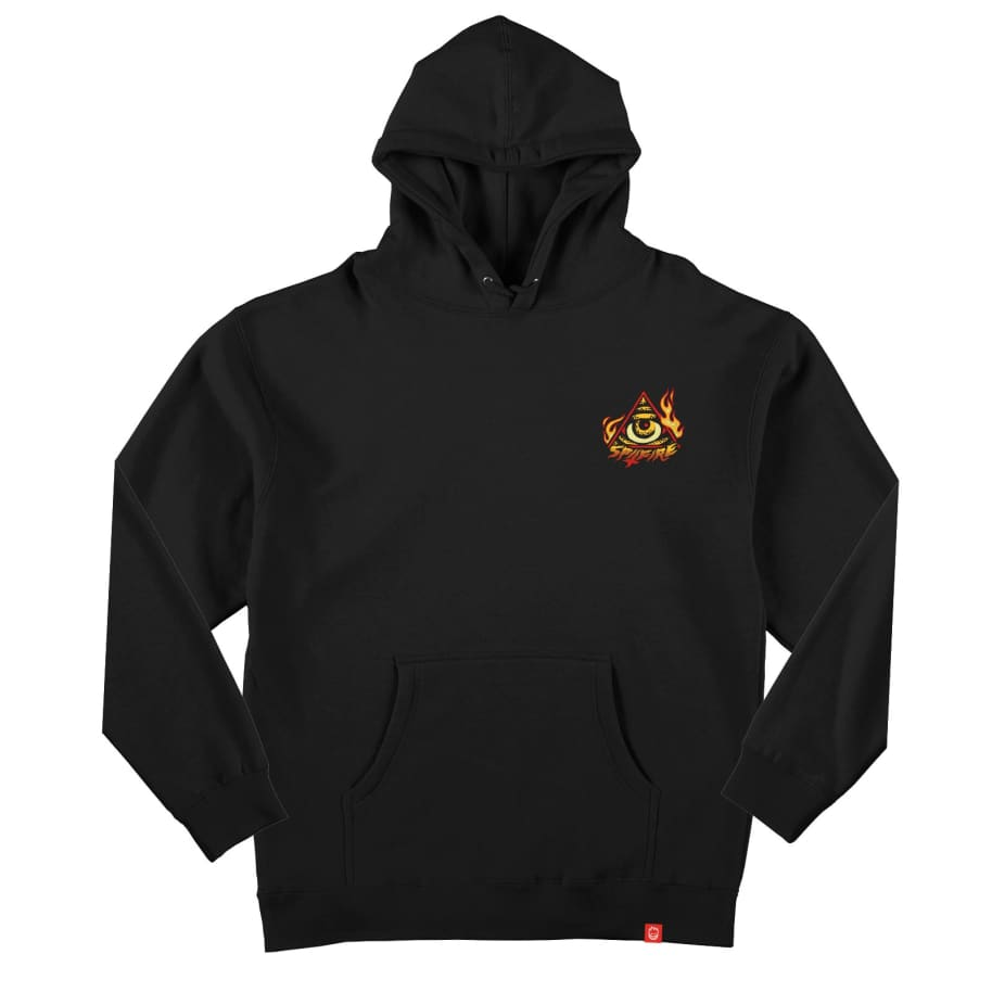 Spitfire Touch Of Satan Pullover Hooded Sweatshirt | Hoodie by Spitfire Wheels 2