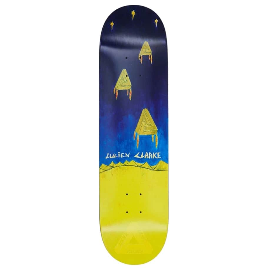 Palace Deck - Lucien Clark Pro S24 | Deck by Palace Skateboards 1