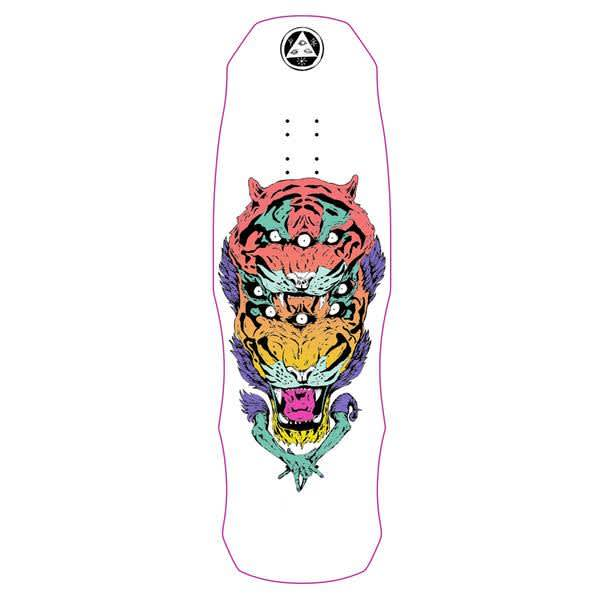 """Welcome - Triger on Dark Lord 9.75""""   Deck by Welcome Skateboards 1"""