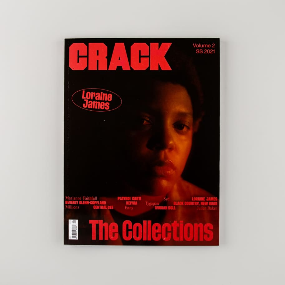 Crack The Collections Vol. 2 | Magazine by Crack Magazine 2