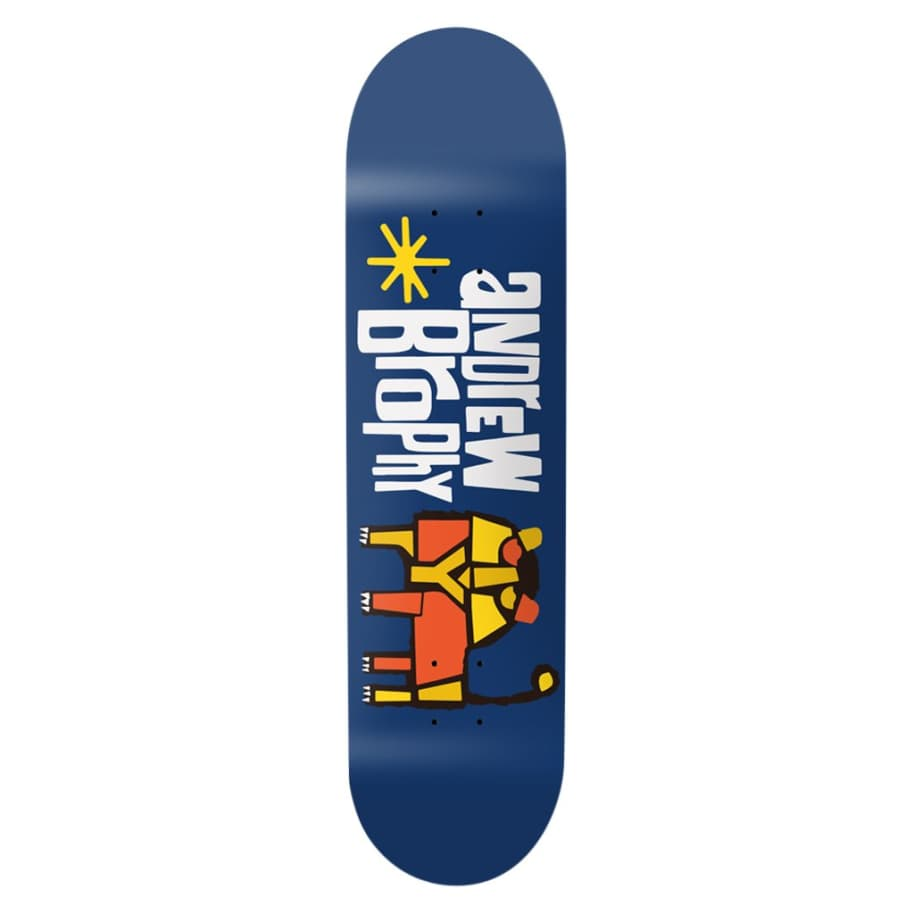 Brophy Pictograph - 8.6 | Deck by Girl Skateboards 1