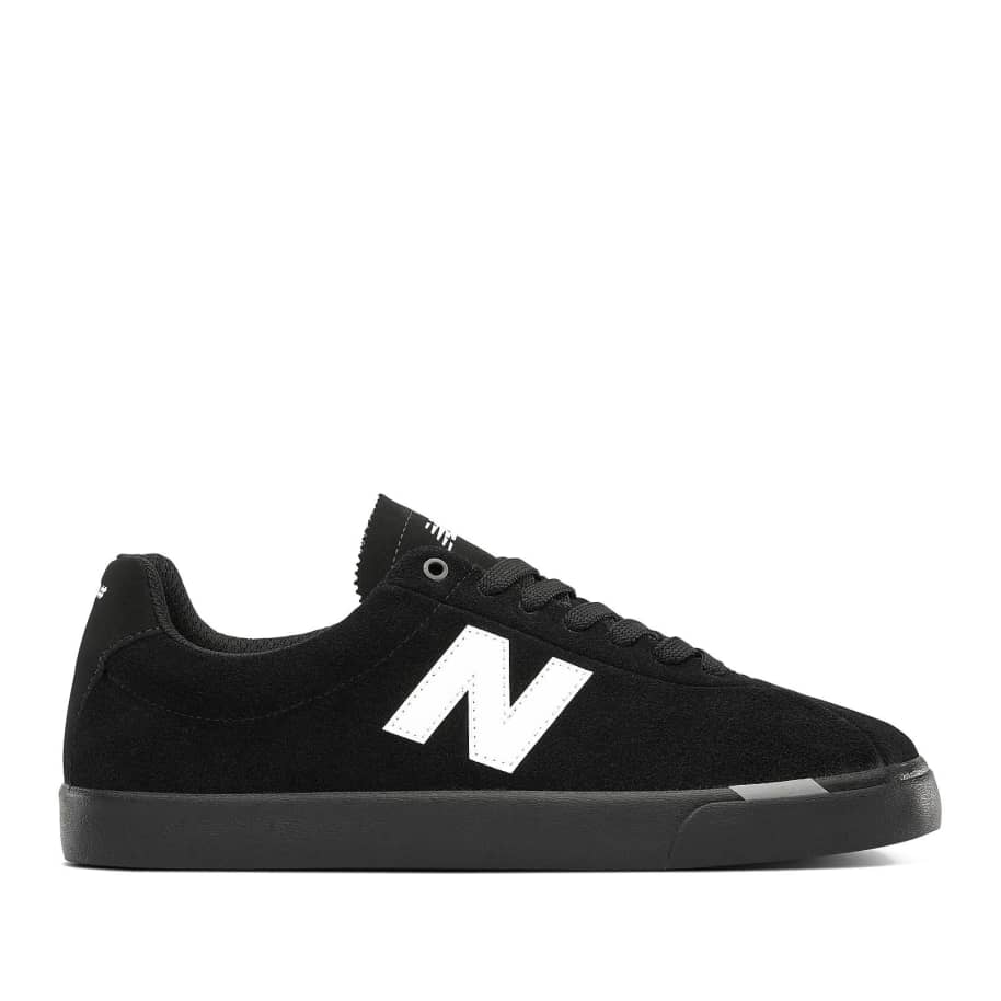 New Balance Numeric NM22 Shoes - Black / White | Shoes by New Balance 1
