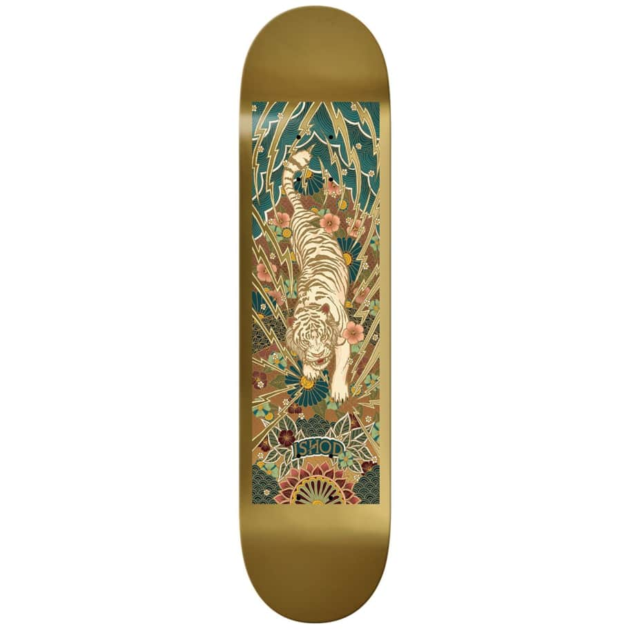 """Real Ishod x Priscilla Wilson Guest Deck 8.18"""" 