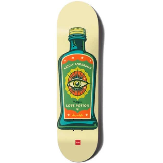 """Chocolate Hecox Essentials Kenny Andersons 8.25"""" 
