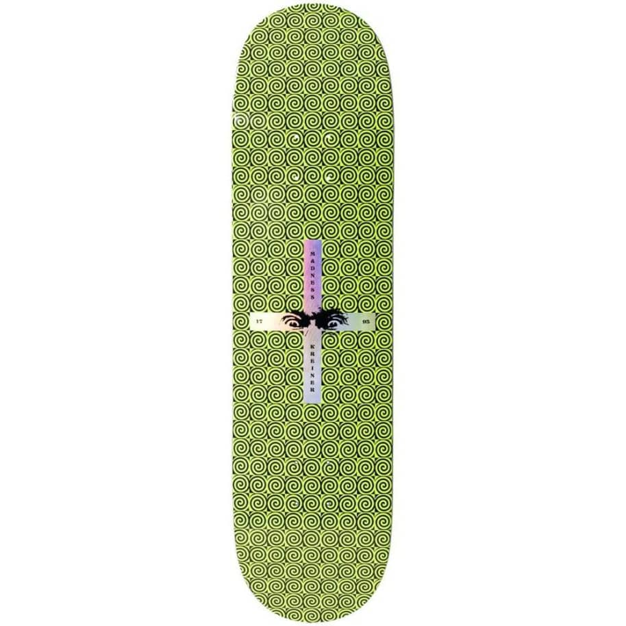 """Madness Clay 1793 Kreiner Holographic Impact Light Deck 8.25"""" 