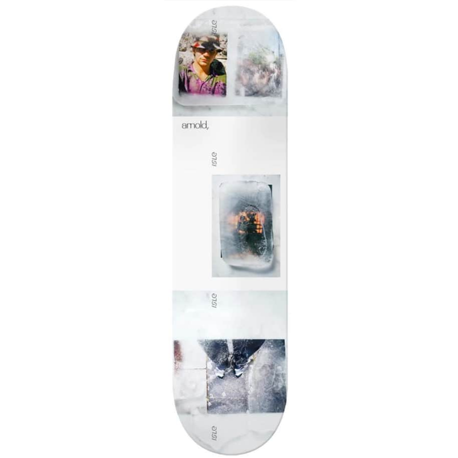 Isle Mike Arnold Freeze Skateboard Deck 8.25"