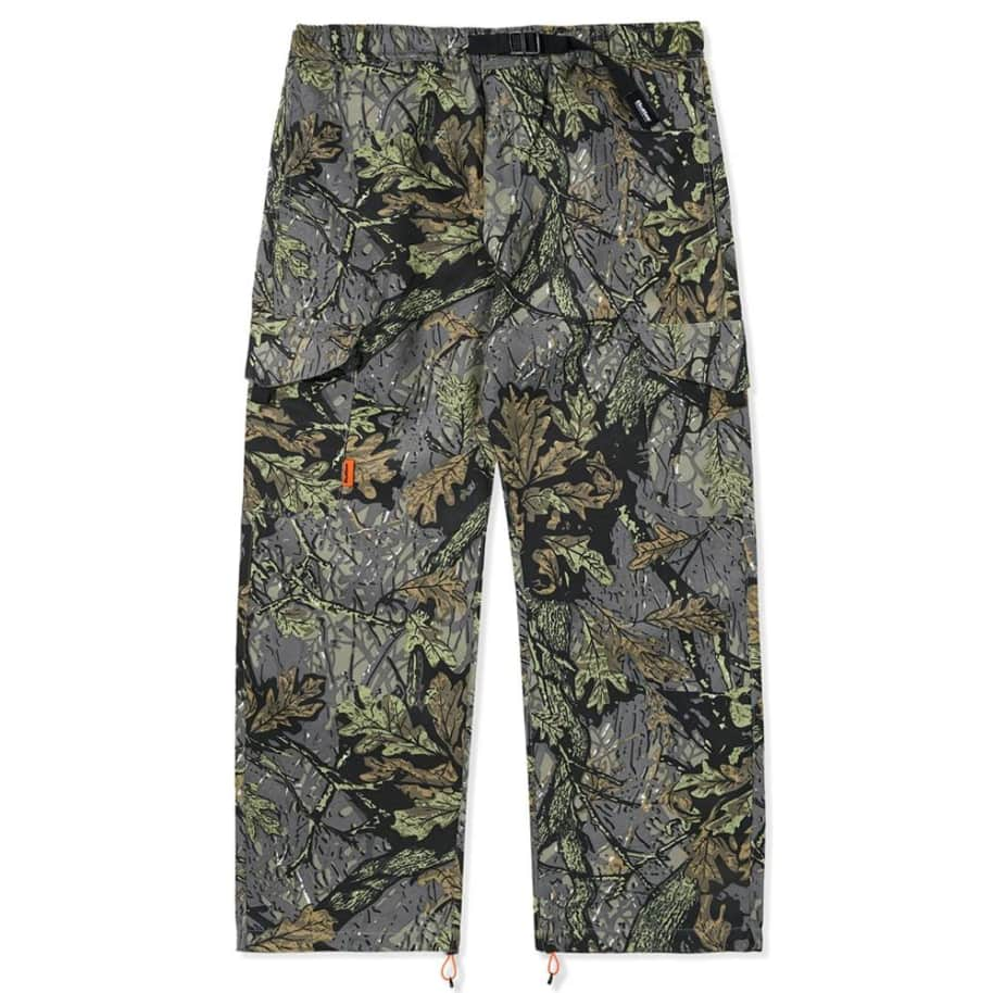 Butter Goods Equipment Cargo Pants - Leaf Camo | Trousers by Butter Goods 1