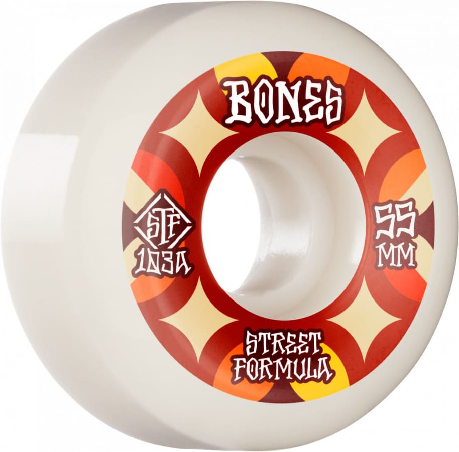 BONES 55mm Retros STF Wheels | Wheels by BONES 1