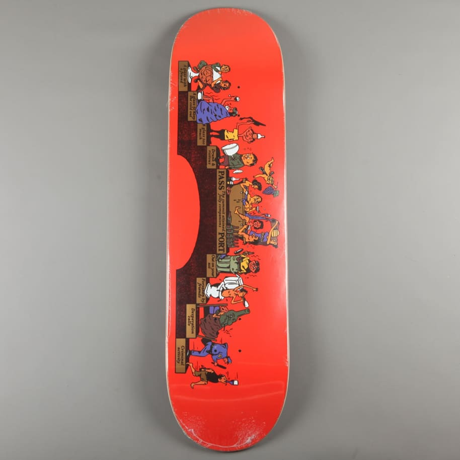 "PassPort 'Singles - Trickle Down' 8.25"" Deck 