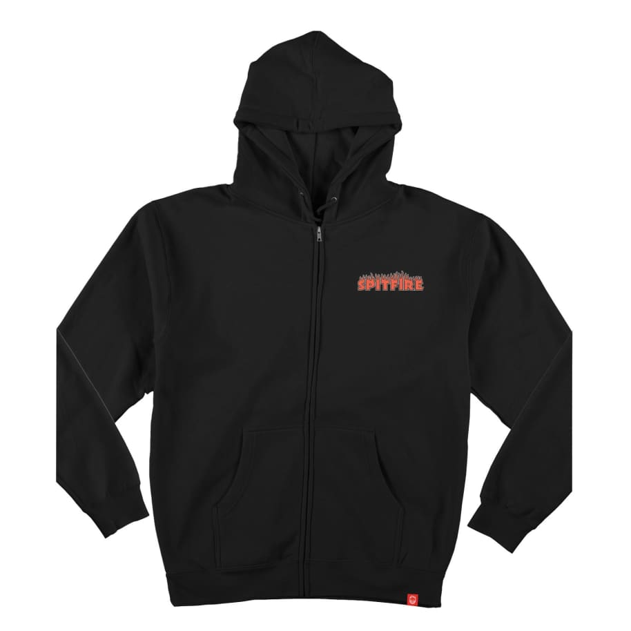 Spitfire Demonseed zip hood | Hoodie by Spitfire Wheels 2