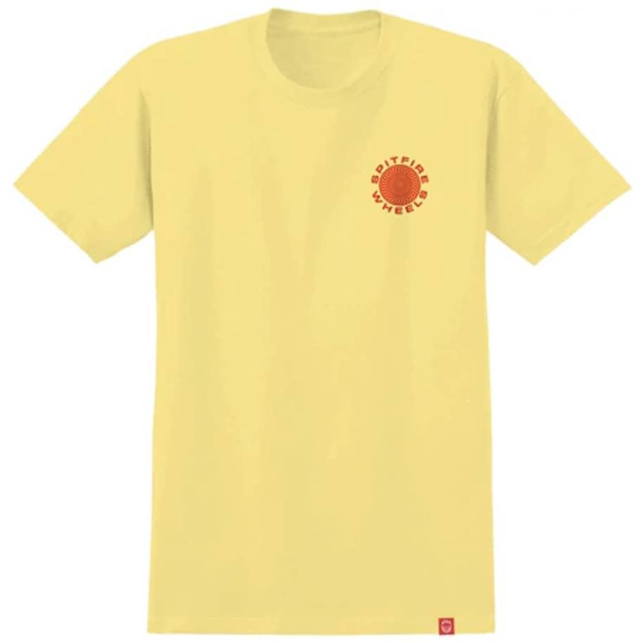 Spitfire Classic 87 Swirl T-Shirt | T-Shirt by Spitfire Wheels 2