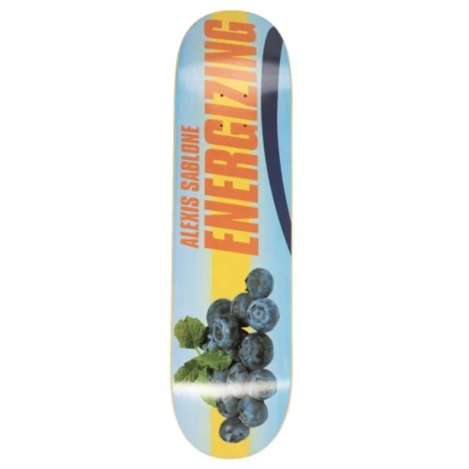 Alltimers Energizing Alexis Skateboard Deck | Deck by Alltimers 1