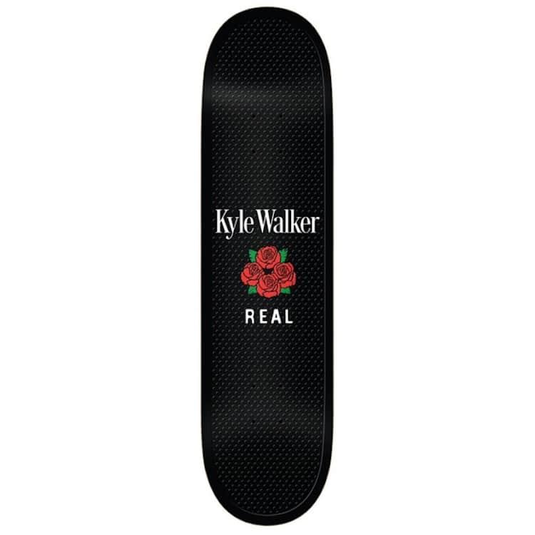 """Real Skateboards Kyle Last Call Full SE Black Skateboard Deck 8.38""""   Deck by Real Skateboards 1"""