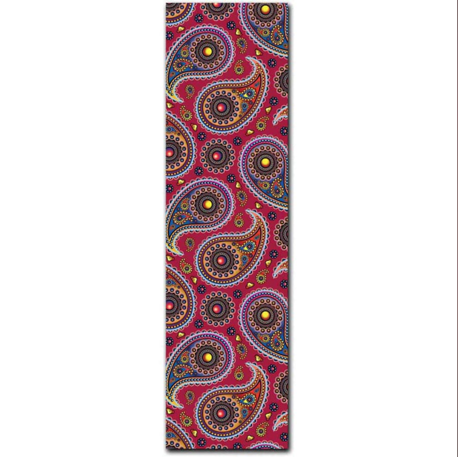 Thank You - Grizzly Paisley Griptape   Griptape by Thank You Skate Co 1
