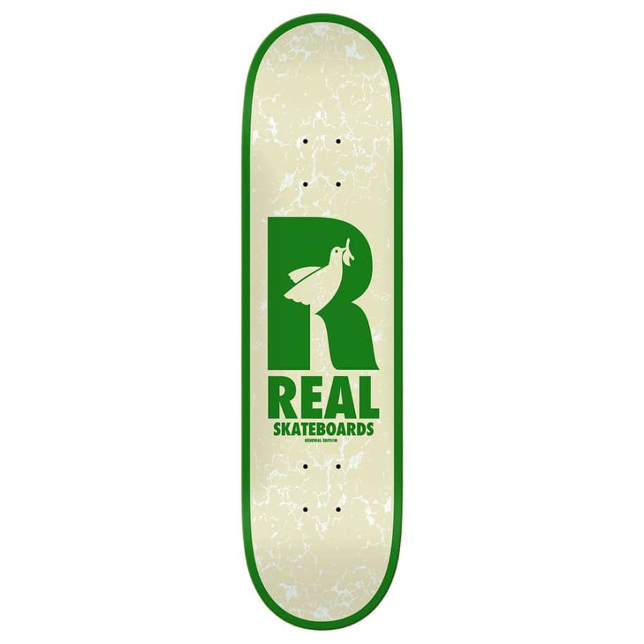 Real Doves Renewal Price Point Skateboard Deck | Deck by Real Skateboards 1