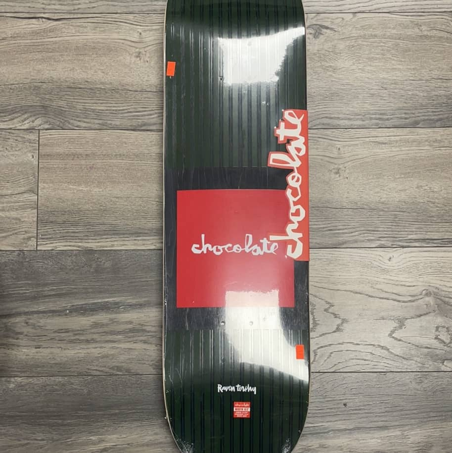 Chocolate Raven Tershy Pop Secret 8.5 | Deck by Chocolate Skateboards 1