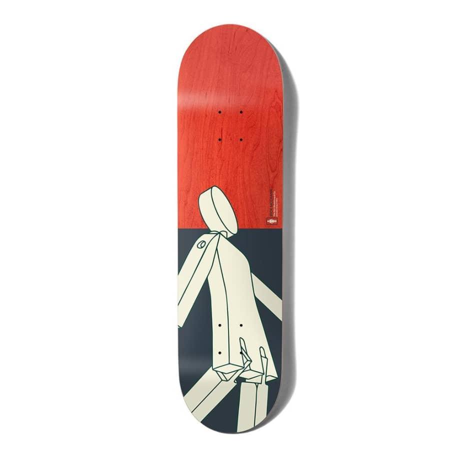 "Girl McCrank Marionettes Skateboard Deck - 8.25""   Deck by Girl Skateboards 1"