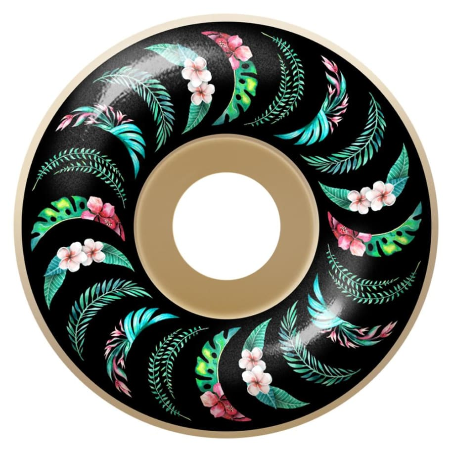 Spitfire - Floral Swirl Classic Formula Four 99D 52mm   Wheels by Spitfire Wheels 1