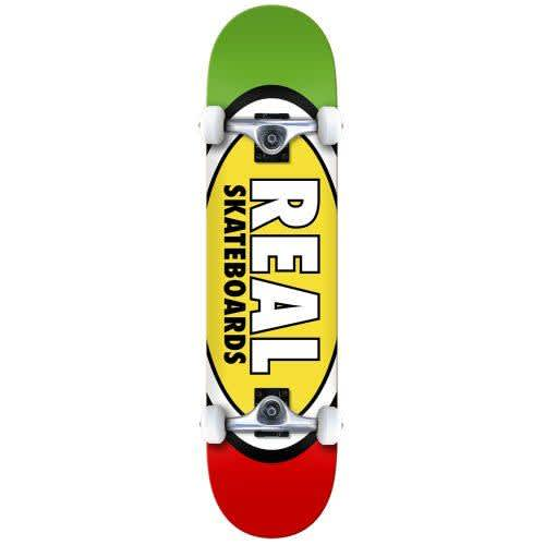 TEAM EDITION OVAL XL   Complete Skateboard by Real Skateboards 1