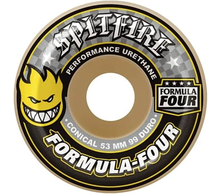 Spitfire - Conical Formula Four 99D 52mm | Wheels by Spitfire Wheels 1