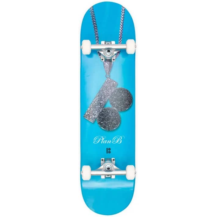 Plan B Team Chain Complete | Complete Skateboard by Plan B 1