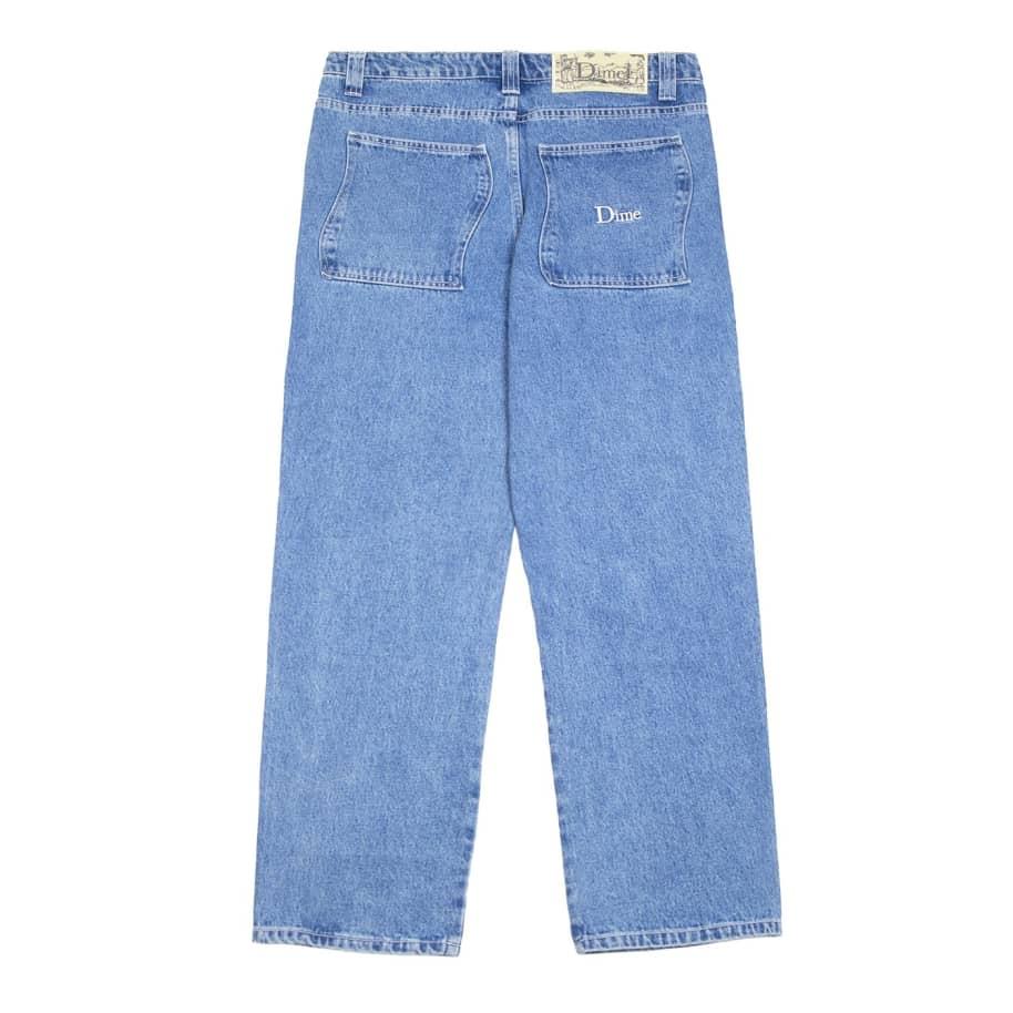 Dime Denim Pants - Light Wash | Jeans by Dime 2