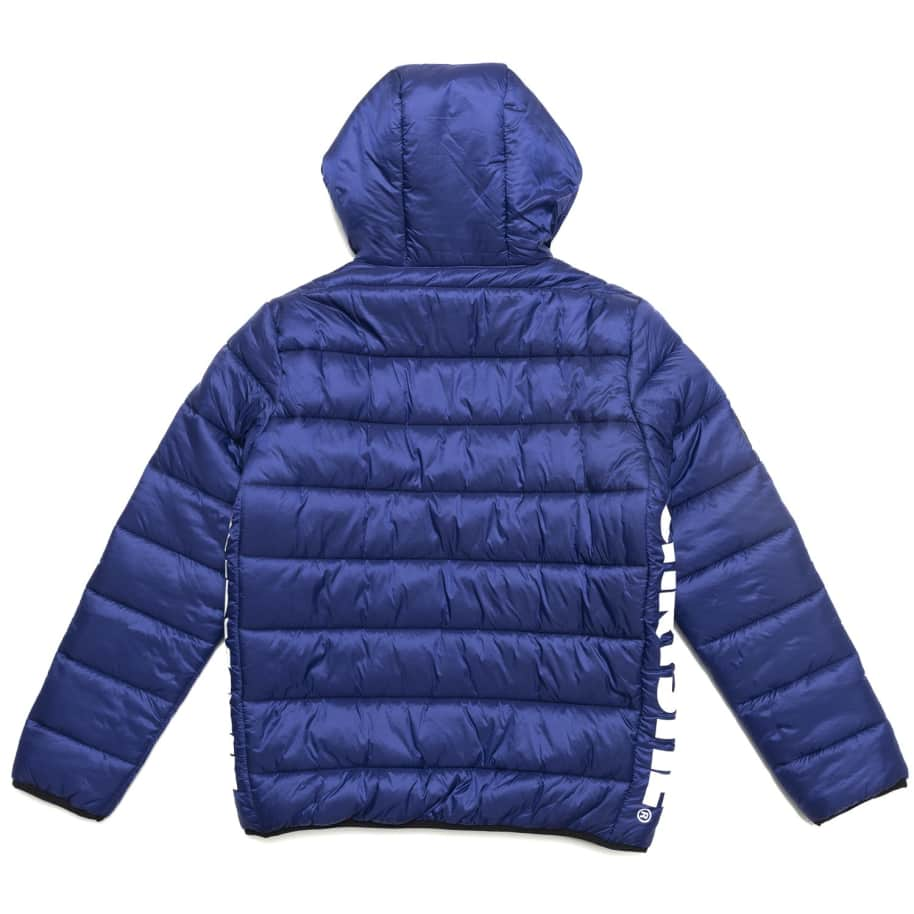 Chrystie NYC - OG Logo Puffer Jacket / Sapphire Blue | Jacket by Chrystie NYC 5