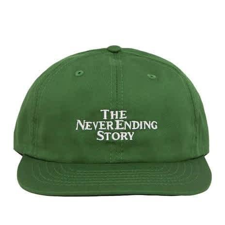 Alltimers Never Ending Story Cap - Kelly Green | Snapback Cap by Alltimers 1
