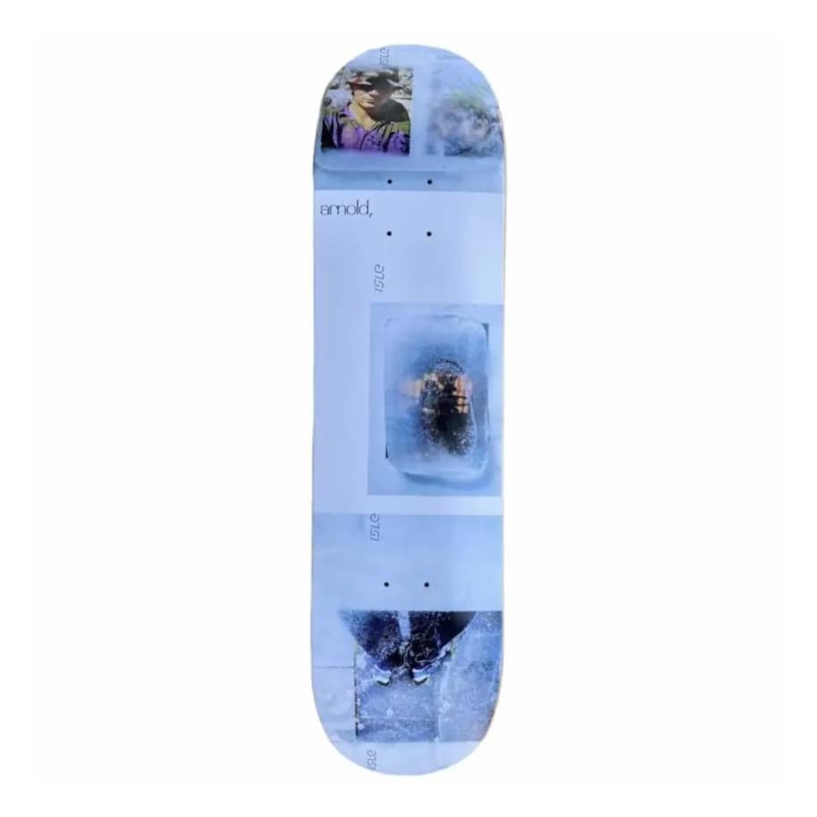 Isle Mike Arnold Freeze - 8.25 | Deck by Isle Skateboards 1