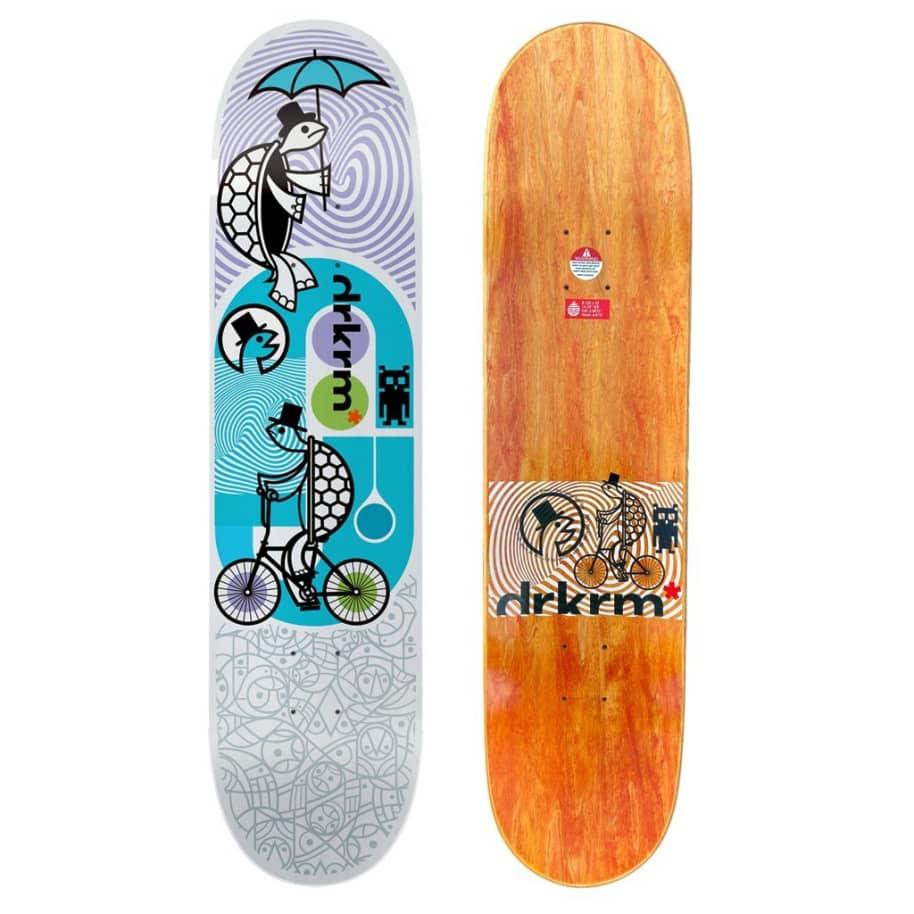 DARKROOM Miami Hopper Deck 8.125 | Deck by Darkroom Skateboards 1