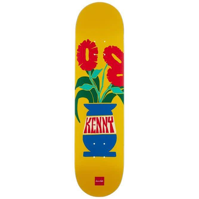 Chocolate Anderson Plantasia Deck | Deck by Chocolate Skateboards 1