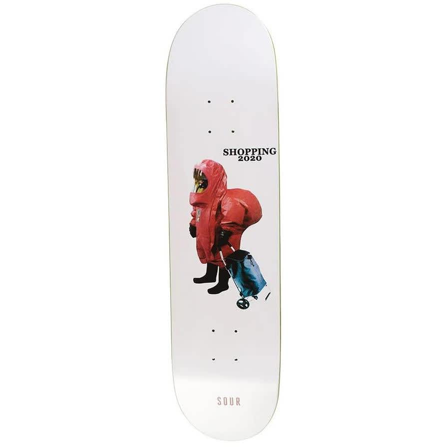 Sour Shopping Hazmat 2020 Deck 8.0"
