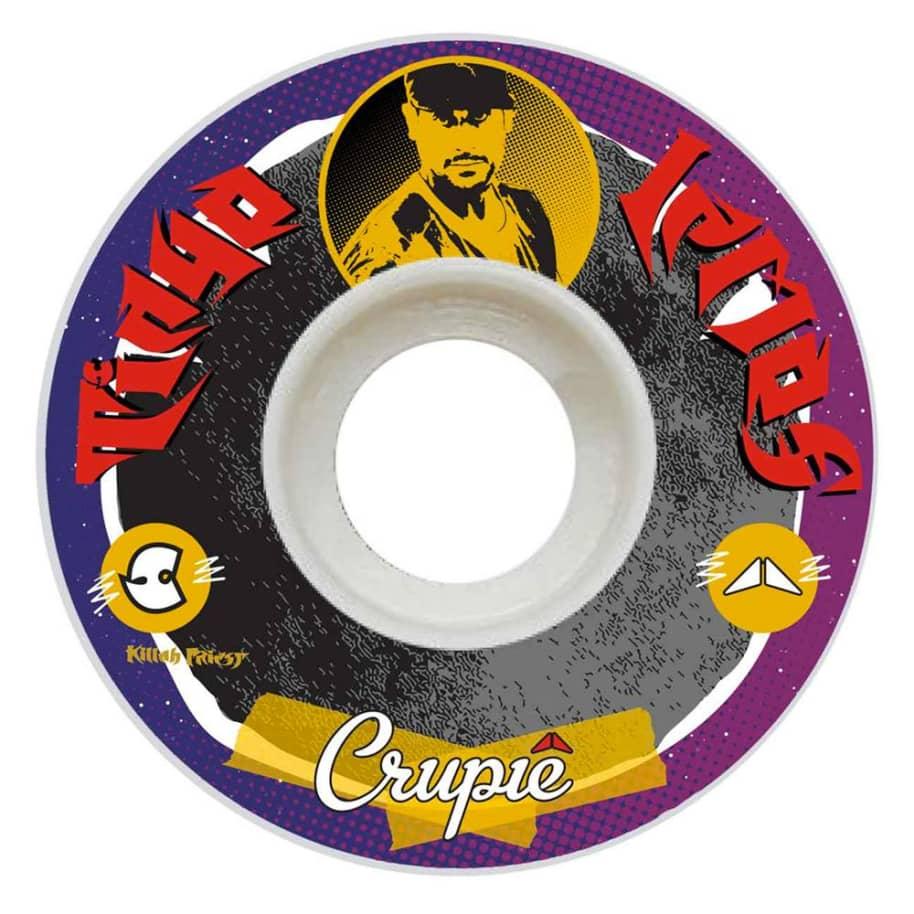 Crupié - Tiago Lemos X Killah Priest 101a 52mm | Wheels by Crupié 1