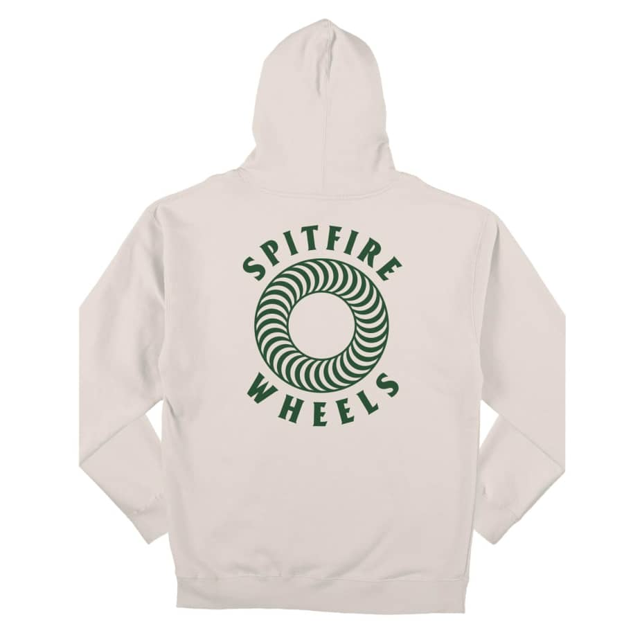 Spitfire Hollow Classic Pullover Hooded Sweatshirt   Hoodie by Spitfire Wheels 1
