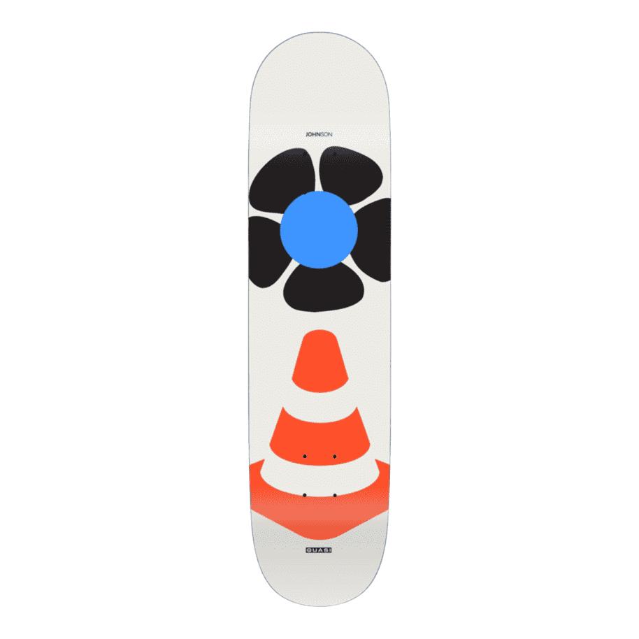 "Quasi skateboards - Johnson ""Miami"" Deck - 8.25"" | Deck by Quasi Skateboards 1"