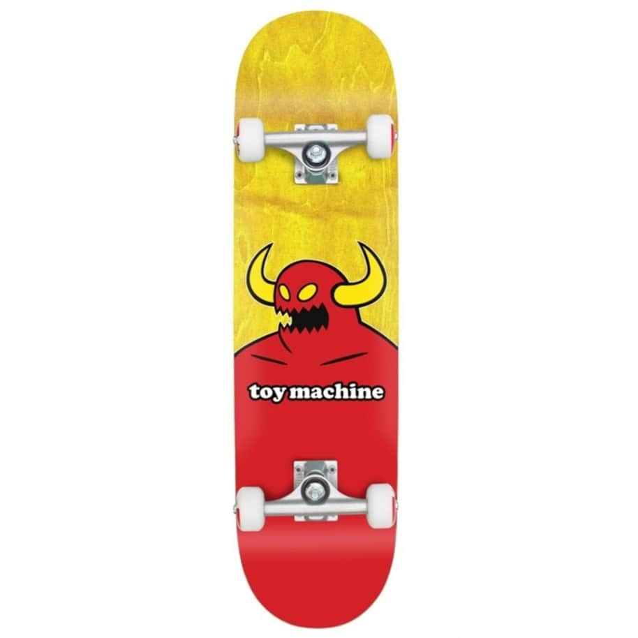 Toy Machine Complete - Monster   Complete Skateboard by Toy Machine 1