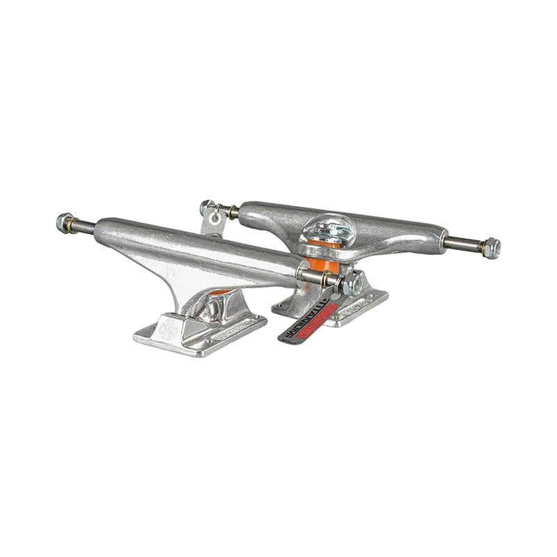 Independent Forged Titanium 139 Stage 11 Trucks (Pair) – Silver | Trucks by Independent Trucks 5
