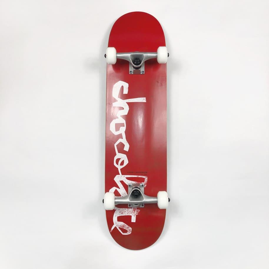 "Chocolate Skateboards - 8.0"" Anderson OG Chunk Complete Skateboard   Complete Skateboard by Chocolate Skateboards 1"