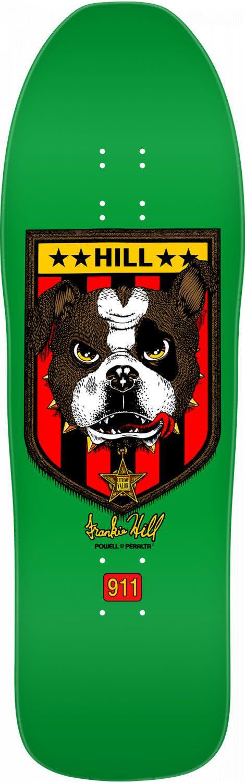 POWELL PERALTA Hill Bulldog OG Deck Green 10.0   Deck by Powell Peralta 1