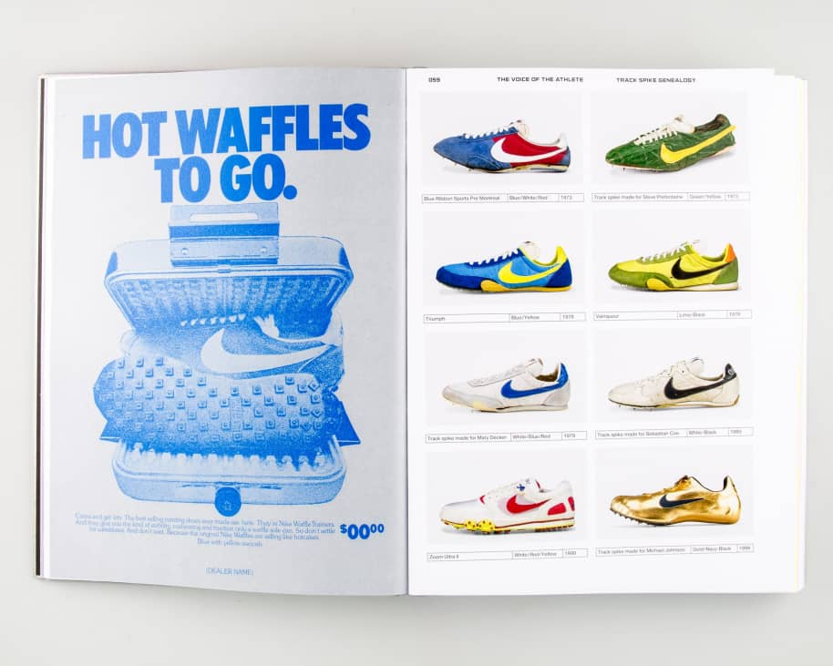 Nike: Better is Temporary | Book by Phaidon 2