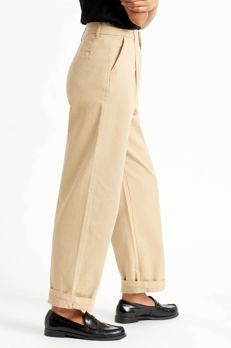 Brixton Womens Victory Trouser Pant | Trousers by Brixton 4