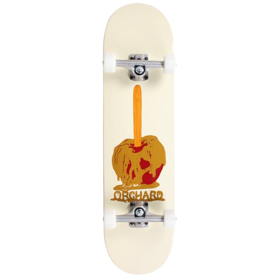 Orchard Candy Apple Hybrid Complete Skateboard 8.0 (With Free Skate Tool) | Complete Skateboard by Orchard 1