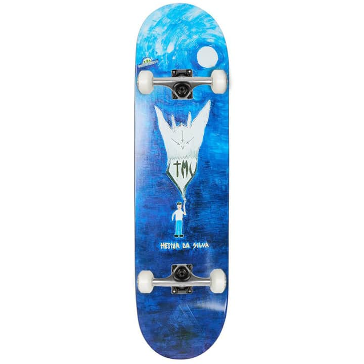 """Palace Skateboards - Heitor Church - Complete Skateboard - 8.375"""" 