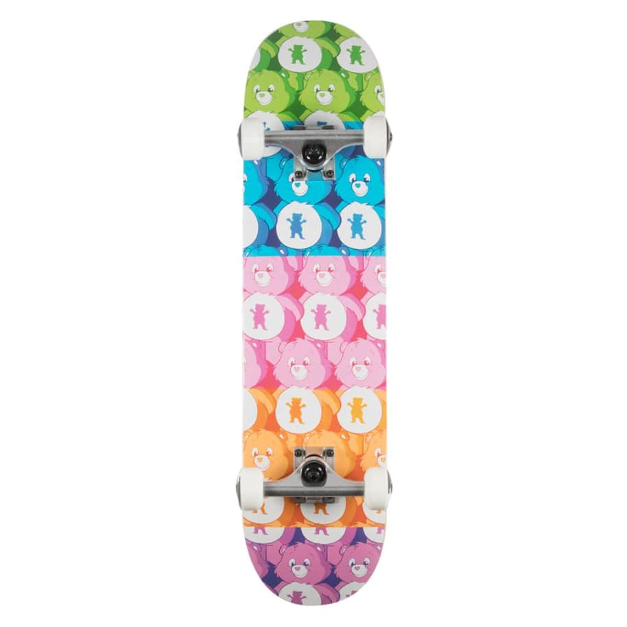Positive Bear Complete - 7.5 | Complete Skateboard by Grizzly Griptape 1