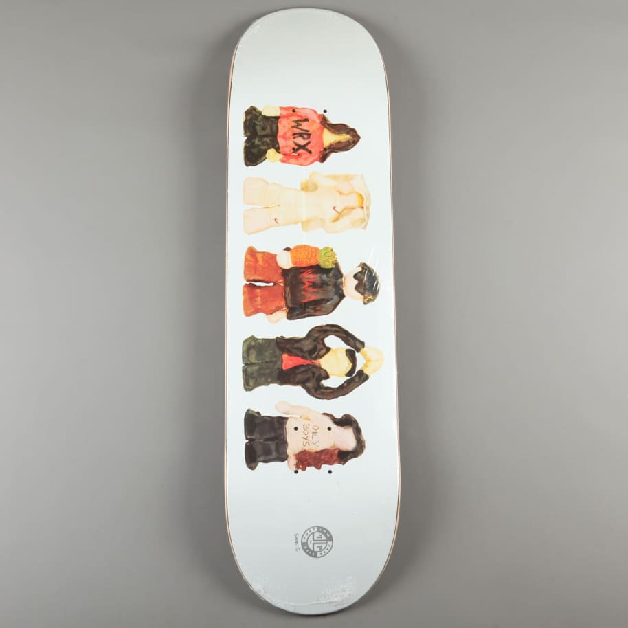 "PassPort 'Low Life - Ceramics' 8.5"" Deck 
